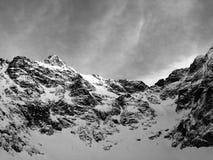 High Tatra in winter stock photos