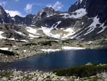 High tatras 1 Stock Images