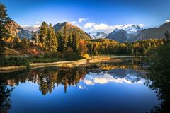 Free High Tatras Royalty Free Stock Photos - 100802718