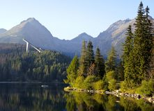 The High Tatras Royalty Free Stock Photos