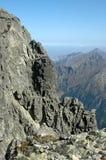 High Tatras. View on High Tatras mountains, slovakia Stock Photography