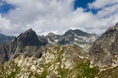 High Tatras Stock Photography
