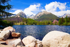 In High Tatras Royalty Free Stock Image