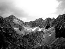 The High Tatras. In Slovakia royalty free stock image