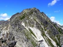 The High Tatras Stock Image