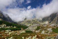 High Tatras - landscape Stock Images