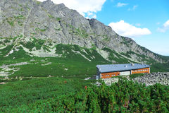 High Tatras - landscape Royalty Free Stock Photo