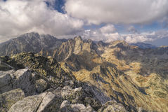 High Tatras Royalty Free Stock Images