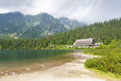 High Tatras Mountains Stock Images