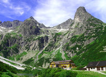 High Tatras Mountains Royalty Free Stock Images