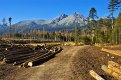 High Tatras Mountains Stock Photos