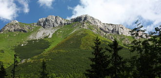 High Tatras Mountains, Slovakia Stock Photography
