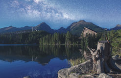 High Tatras. Mountains in Slovakia Stock Images