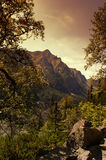 High Tatras. Mountains in Slovakia Royalty Free Stock Images