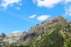 High Tatras mountains, Slovakia Stock Images