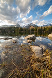 High Tatras mountains, Slovakia Stock Image