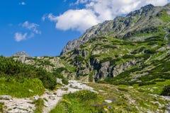 High Tatras Royalty Free Stock Image
