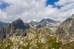 High Tatras National Park Royalty Free Stock Image