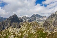High Tatras National Park Royalty Free Stock Image