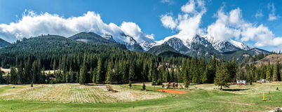 High Tatras Stock Photo