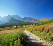 High Tatras in Poland Royalty Free Stock Photography