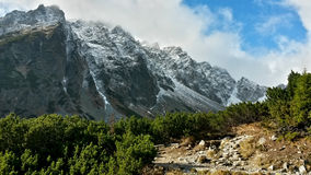 High Tatras Royalty Free Stock Images