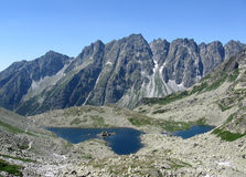 High Tatras - Slovakia Royalty Free Stock Image