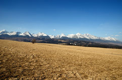 High Tatras, Slovakia Stock Photography