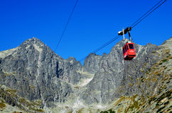 High Tatras - Slovakia Royalty Free Stock Photo