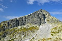 High Tatras in Slovakia Royalty Free Stock Images