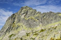 High Tatras in Slovakia Stock Images