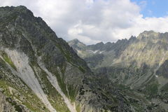 High Tatras Royalty Free Stock Photos