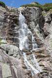 High Tatras - waterfall Skok Stock Photos