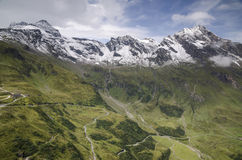 High Tauern National Park, Austria Royalty Free Stock Image
