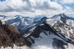 High Tauern National Park. Royalty Free Stock Image