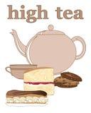 High tea Royalty Free Stock Image