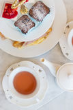 High Tea Sets Royalty Free Stock Image