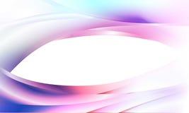 High-tech achtergrond met heldere gradiënt en onduidelijk beeldgevolgen stock illustratie