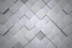 High Tech Aluminum Background Stock Photography