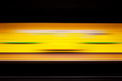 High Tech Backgorund. Yellow and Black Modern Background Royalty Free Stock Photo