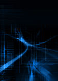High-tech_background Foto de Stock Royalty Free