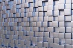 High tech cube Stock Photos
