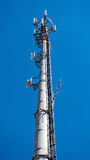 High-Tech Electronic Communications Tower Stock Photos