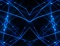 High Tech Futuristic Networks Backgrounds Royalty Free Stock Photo