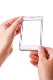 High tech Mobile Phone Stock Images