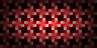 High-tech rode achtergrond met heldere gradiënt en onduidelijk beeldgevolgen vector illustratie