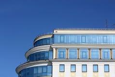 High-tech style building Stock Photos