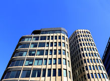 High-tech style building Royalty Free Stock Photo