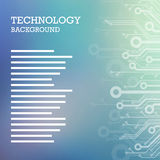 High-tech technology abstract background Royalty Free Stock Photo