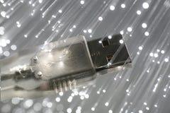 High-tech teknologibakgrund Fotografering för Bildbyråer
